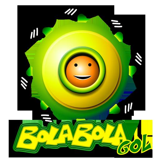 BOLABOLAGOL BUTTON SOCCER LOGO-APP點子