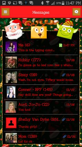 GO SMS THEME - SCS426