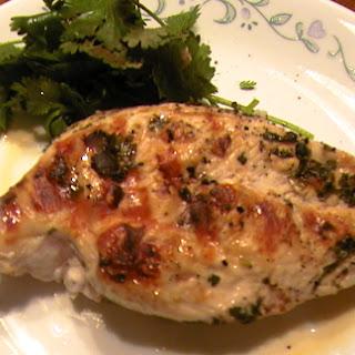 Cilantro Lime Chicken recipe – 188 calories