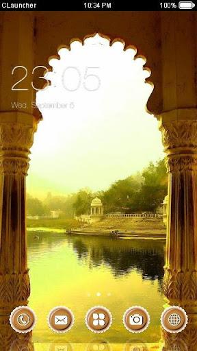 印度风情主题
