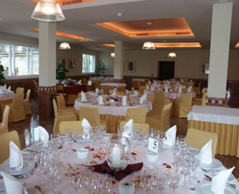 OUR EVENTS ROOMS
