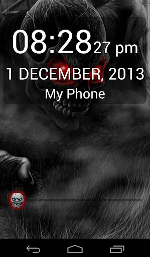 Furious Zombie Lockscreen Free