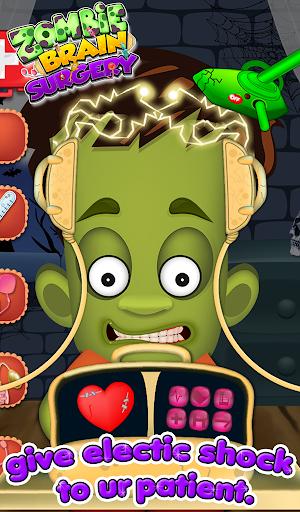 Zombie Brain Surgery