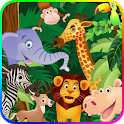 Funny Animal Sound for Kid icon