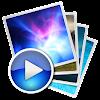 Vidéo HD de papier peint animé