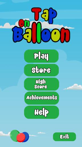 Tap On Balloon