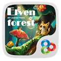 Elven Forest Dynamic Theme icon