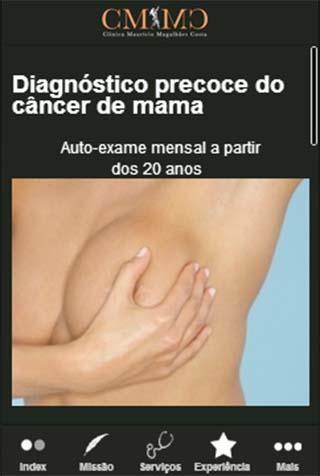 【免費醫療App】CMMC - Dr. Maurício Magalhães-APP點子