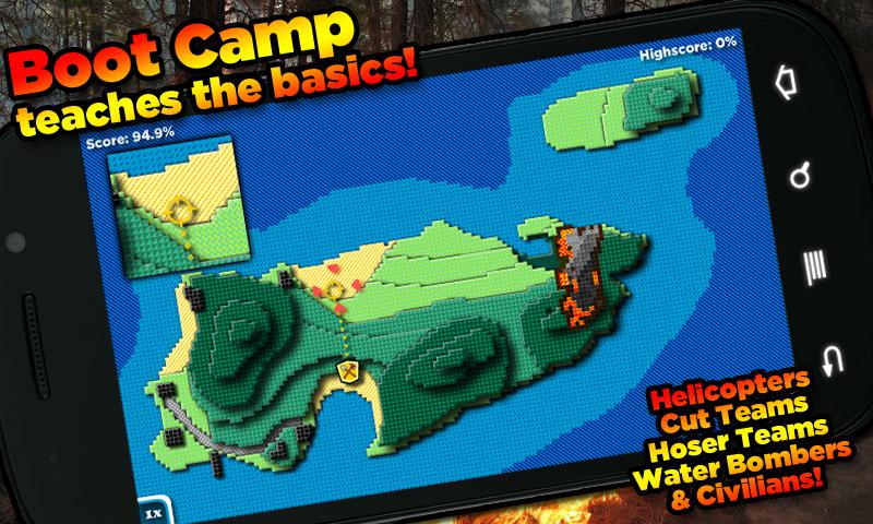 FireJumpers - Boot Camp - screenshot