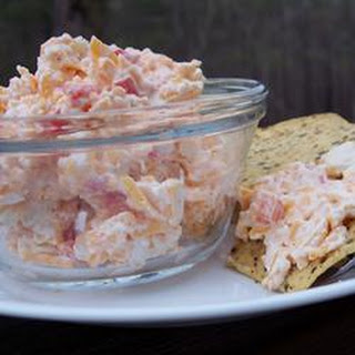 Pimento Cheese Spread With Feta