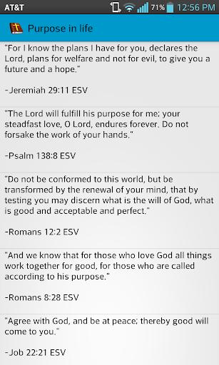 【免費書籍App】Daily Bible Quotes +-APP點子