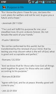 Daily Bible Quotes + - screenshot thumbnail