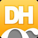 DHgate Mobile logo