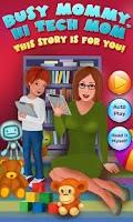 Screenshot of Hi-Tech Mom Family Storybook