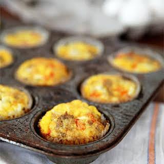 Eggs in Muffin Cups {Recipe}.