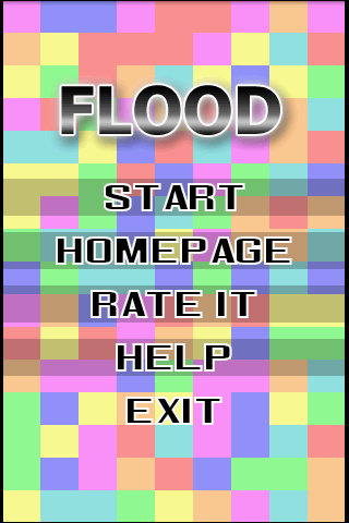 Flood - screenshot