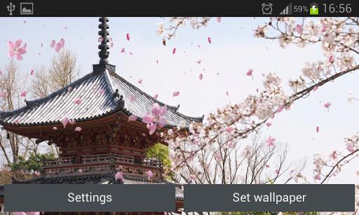 玩免費個人化APP|下載樱花园动态壁纸 app不用錢|硬是要APP