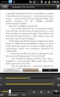 Screenshot of Saraiva Reader