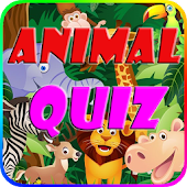 Animal Quiz Game for Kids
