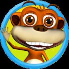 Sprechender Affe icon