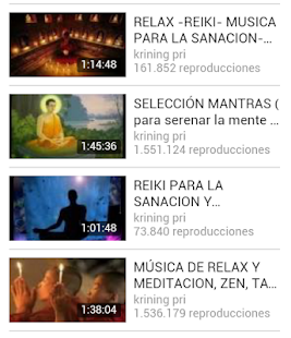 Relaxation Meditation Yoga - screenshot thumbnail
