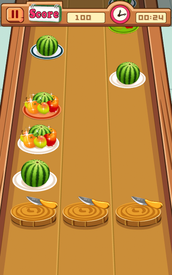 Fruit Cut- screenshot