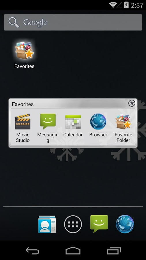 Favorite Folder PRO - screenshot