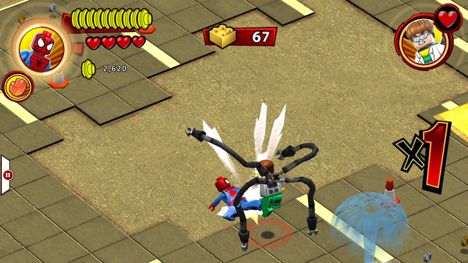 LEGO ® Marvel Super Heroes screenshot #20