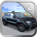 SUV Racing 3D Car Simulator 2 icon