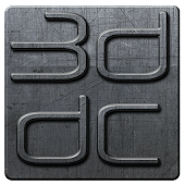 DigiClock 3D LWP