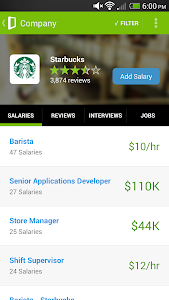 Job Search, Salaries & Reviews v2.3.4