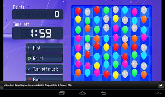 玩免費休閒APP|下載Balloons smash app不用錢|硬是要APP