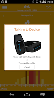 Screenshot of Activate Tracker