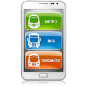 key-Madrid Metro|Bus|Cercanias
