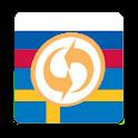 Russian-Swedish Dictionary logo