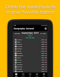 QuizUp Screenshot 5
