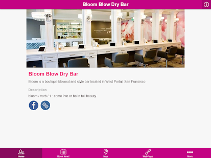 Bloom Blow Dry Bar- screenshot thumbnail