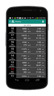 StepOn Step Tracker Pedometer- screenshot thumbnail