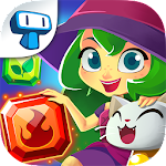 Magic Cats Journey - Match-3 1.0.1 Apk