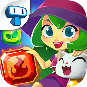 Magic Cats Journey – Match-3 for PC and MAC
