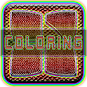 Next Launcher Coloring Theme icon