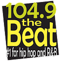 104.9 The Beat logo