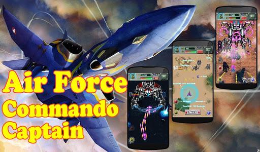 Ace Air Force Commando Captain