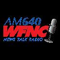 WFNC 640 AM icon