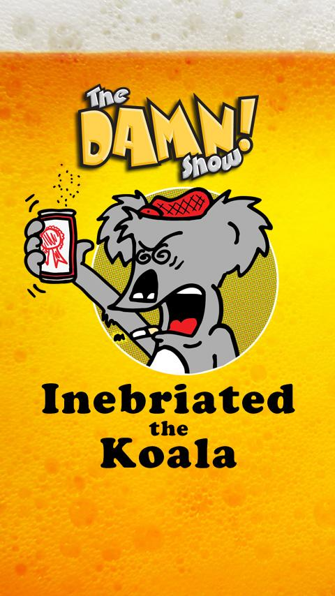 Inebriated the Koala - screenshot