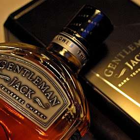 Gentleman JACK ... by Joseph Muller - Food & Drink Alcohol & Drinks ( whiskey, alcohol,  )