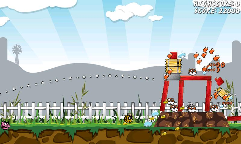Angry Farm - Free Game - screenshot