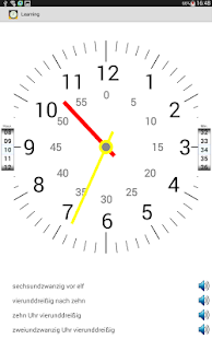 how to ask the time in german