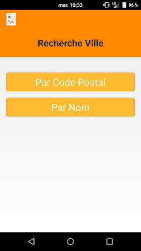 Ville Code Postal France