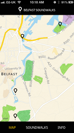 Belfast Soundwalks